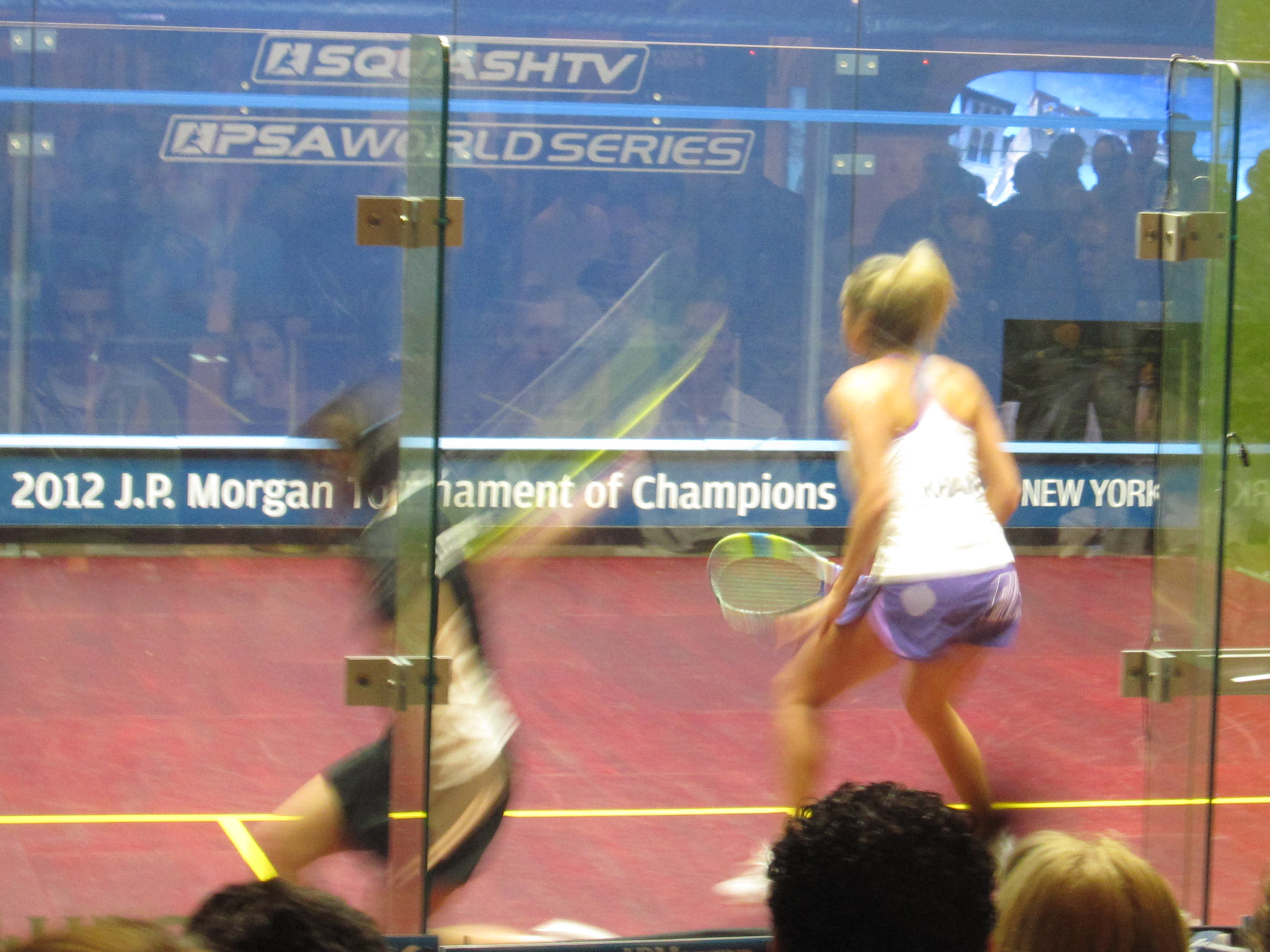 how to become a better squash player