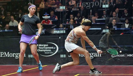 Amanda Sobhy vs. Kasey Brown
