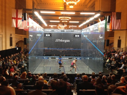 Raneem El Welily vs. Alison Water, ToC Finals 2015